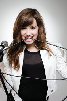 Demi Lovato – 'Don't Forget' Photoshoot 2008