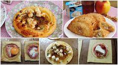 Knapperig bladerdeeg en zachte, maar pittige geitenkaas is een ultieme combinatie. Drie verrassende en eenvoudige recepten met bladerdeeg en geitenkaas.