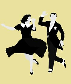 Nothing beats the classic combo of Fred Astaire & Ginger Rogers (doubletheanomaly.com)