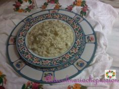 Arte culinaria che passione @ Passion for cooking: Delicato risotto ai carciofi @ Rice with artichoke...