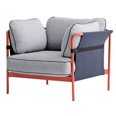 A well-designed sofa is probably the most important furniture piece in your living room. Take a look at Finnish Design Shop's selection of sofas, couches, daybeds and chaise longues, and invest in timeless Scandinavian design. Nordic Furniture, Contemporary Furniture, Home Furniture, Furniture Design, Poltrona Design, Danish Design Store, Lounge Chair Design, Lounge Chairs, Structure Metal
