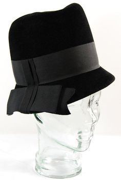 CLOCHE Hat  Hats for Women Vintage Hats by 2goodponiesvintage, $42.00