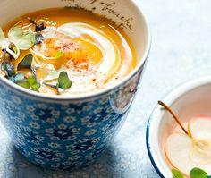 Butternut Squash, Celeriac, Parsnip & Apple Soup   Hatchery