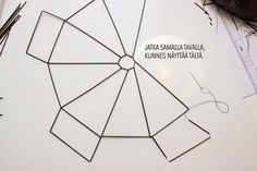 Magdan kotona: Diy uusi lamppu + ohje Sissi, Home Decor, Wooden Chandelier, Pendant Light Fitting, Diy And Crafts, Home Decoration, Paper Crafting, Wardrobes, Paint