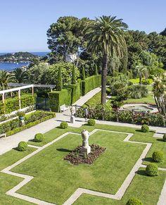 Villa Ephrussi de Rothschild, French Riviera, photographed by Giancarlo Liguori/Dreamstime