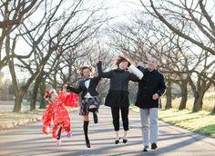 川越で家族写真の出張撮影 | ママも飛べるはず | 埼玉 川越 | 渡辺博幸出張写真