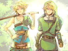 link and link by *monospec on deviantART
