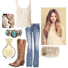 """A good """"Revolver"""" outfit, for line dancing :)"""