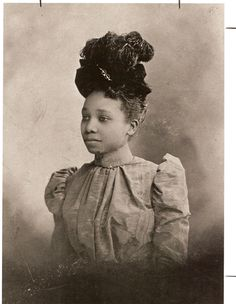 Museums of the Arroyo Day: Free Visit to Pasadena Museum of History Digital History, 1800s Clothing, California Usa, Belle Epoque, Cool Photos, Amazing Photos, Black History, Afro, Beautiful Women