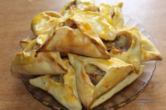 Эчпочмаки по татарски с мясом и картошкой