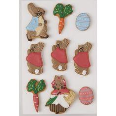 Biscuiteers Beatrix Potter Easter Biscuit Tin - Fortnum & Mason
