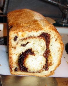 Rose Levy Beranbaum's Cinnamon Raisin Loaf   The Spiced Life