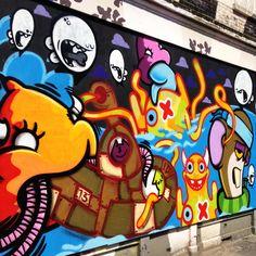 Lastplak street art rotterdam