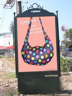 bolso caritas felices