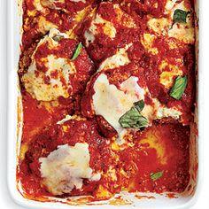 Healthy Eggplant Parmesan: Recipe Makeover