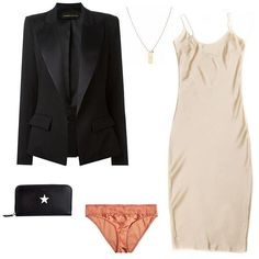 Leave to a lingerie designers to perfect the sexy work wardrobe