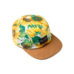 Dead Souls / Sunflowers 5 Panel Cap