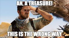 Learned from playing the new Uncharted Collection...