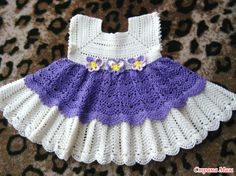 Beautiful toddler dress - pattern found at http://www.stranamam.ru/post/6677192/#com50705502