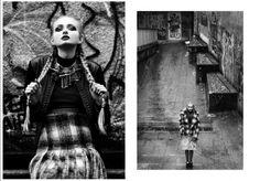 Queen Lukrecja, editorial de moda inspirada en Lady Macbeth