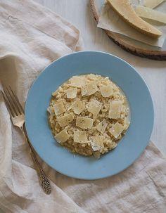 Marcella Hazan's Parmesan Risotto