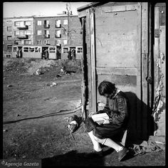 Okolice placu Unii Lubelskiej, fot. Tadeusz Rolke, 1959 r., Old Photography, Lost City, Warsaw, I Love Books, Cuba, Retro, Reading, Art, History