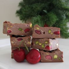 If I could marry this rocky road, I would. Every Christmas I catch myself consuming overly large quantities of rocky road. Ridiculous amounts. If you don't know already - chocolate is my life. I th...