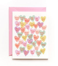 Valentine's Sweethearts Card