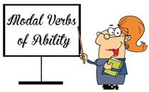 Free ESL EFL teaching activities about modal verbs of ability. These fun worksheets, games and lessons help students talk about past and present abilities.