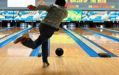 Bowling is on my Bucket list