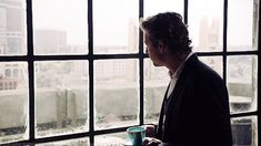 Simon enjoying the view from our penthouse. Tomorrow he sets up his production staff and work starts at earnest Monday! Simon Baker, Kimball Cho, Patrick Jane, Image Icon, One More Day, The Mentalist, Black Panther Marvel, Last Episode, Cartoon Movies