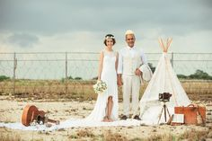 Serene engagement shoot ideas | Inspiring post by Bridestory.com, everyone should read about Jazz up your pre-wedding shoot with a teepee on http://www.bridestory.com.sg/blog/jazz-up-your-pre-wedding-shoot-with-a-teepee