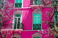 Hot Pink!