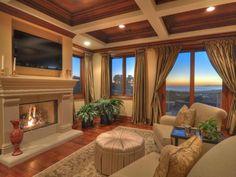 Sitting room Sitting Rooms, Ceiling, Indoor, Interiors, Decorating, Interior Design, Outdoor Decor, House, Home Decor