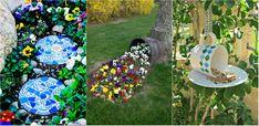 15 Modalitati fabuloase de a face gradina colorata  Modalitati unice si colorate de a face gradina mai frumoasa puteti gasi in fiecare poza din articolul de mai jos.    Gradina este spatiul in care ne petrecem o multime