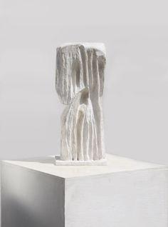 waterfall for the future perfect / ryosuke yazaki 2014 hinoki tonoko gofun wax 滝。NY。空間。静寂。