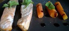 Salmone alla birra con carotine | Ricette Facili e Veloci, Ricette Creative
