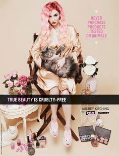 true beauty is cruelty-free.