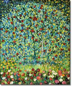El arte de ... Gustav Klimt Pop Art, Baumgarten, Klimt Art, Art For Art Sake, Famous Artists, Beautiful Paintings, Monet, Oeuvre D'art, Art History