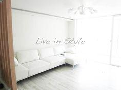 Max9005 White Leather L-Shape Sofa