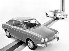 Fiat 850 Sport Coupé (1971-1972)
