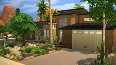 Bacchus - Maison pour Les Sims 4