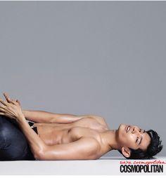 Park Hyeong Seop - Cosmopolitan Magazine January Issue '15