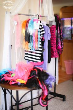 Monster High Spa Birthday Party Ideas | Photo 1 of 25 | Catch My Party