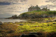 Craig-y-Mor, Treaddur Bay, Anglesey, North Wales
