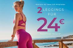 Sportbekleidung für Damen | Fabletics von Kate Hudson