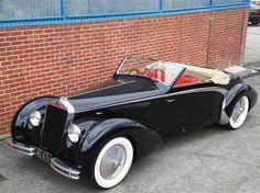 1939 Delage D6 Cabriolet