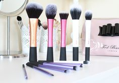 54 Trendy makeup brushes must have real techniques Real Techniques Blush Brush, Real Techniques Brushes, Best Makeup Brushes, Makeup Tools, Best Makeup Products, Makeup Ideas, Eye Makeup, Hair Makeup, Beauty