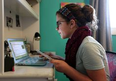 For online students, Wyoming testing can be more of a haul