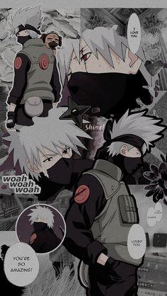 edits on Twit Anime Background, Naruto Wallpaper Iphone, Anime Wallpaper Iphone, Naruto Wallpaper, Naruto Cute, Anime Wallpaper, Anime Characters, Aesthetic Anime